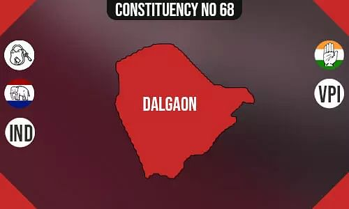Dalgaon Polling Booths List, Election & Counting Date & Candidates Contesting from Dalgaon Constituency Seat