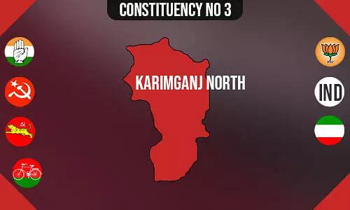 Karimganj North Constituency - Population, Polling Percentage, Facilities, Parties Manifesto, Last Election Results