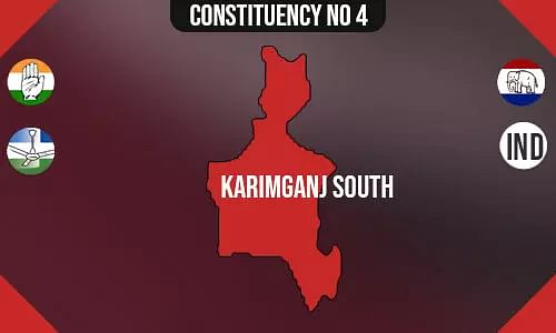 Karimganj South Polling Booths List, Election & Counting Date & Candidates Contesting from South Karimganj Constituency Seat