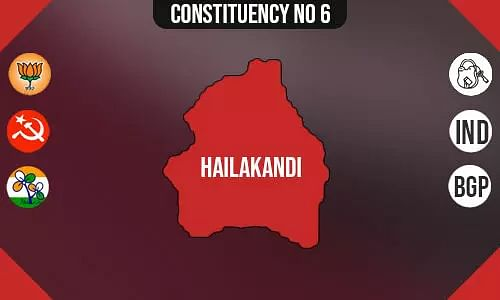 Hailakandi Polling Booths List, Election & Counting Date & Candidates Contesting from Hailakandi Constituency Seat