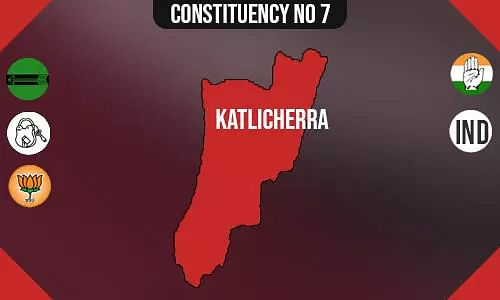 Katlicherra Polling Booths List, Election & Counting Date & Candidates Contesting from Katlicherra Constituency Seat