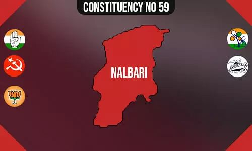 Nalbari Polling Booths List, Election & Counting Date & Candidates Contesting from Nalbari Constituency Seat