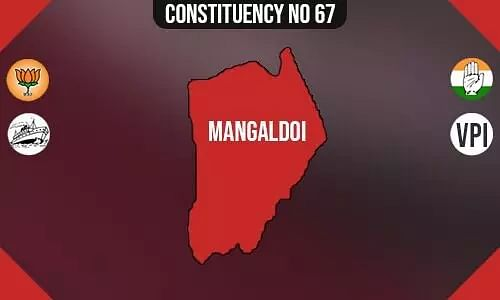 Mangaldoi Constituency - Population, Polling Percentage, Facilities, Parties Vote Share, Last Election Results