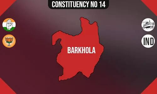 Barkhola Constituency - Population, Polling Percentage, Facilities, Parties Vote Share, Last Election Results