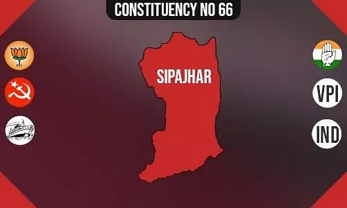 Sipajhar Constituency - Population, Polling Percentage, Facilities, Parties Vote Share, Last Election Results