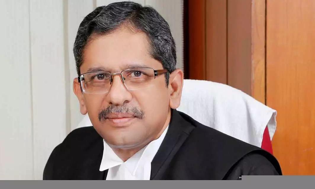 President Ram Nath Kovind appoints Justice NV Ramana as the next CJI