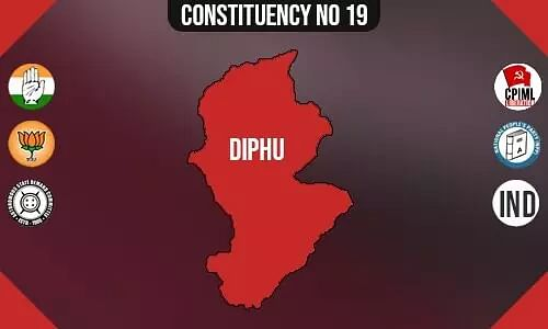 Diphu Constituency - Population, Polling Percentage, Facilities, Parties Vote Share, Last Election Results