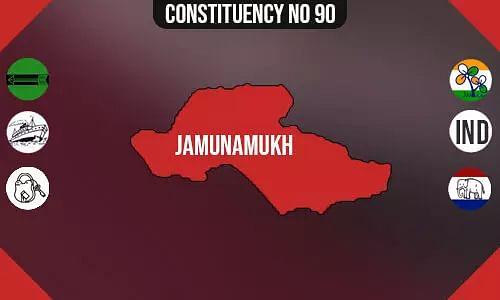 Jamunamukh Constituency - Population, Polling Percentage, Facilities, Parties Vote Share, Last Election Results