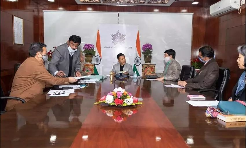 Sikkim Government