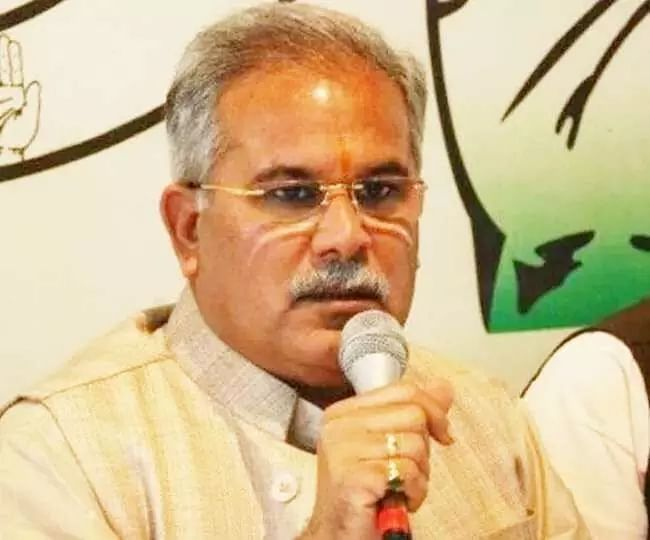 Bhupesh Baghel slams BJP on its stand over CAA in Assam and West Bengal