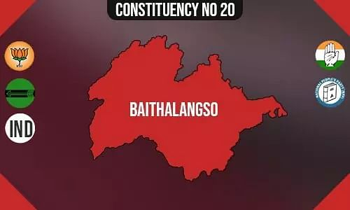Baithalangso Constituency - Population, Polling Percentage, Facilities, Parties Vote Share, Last Election Results