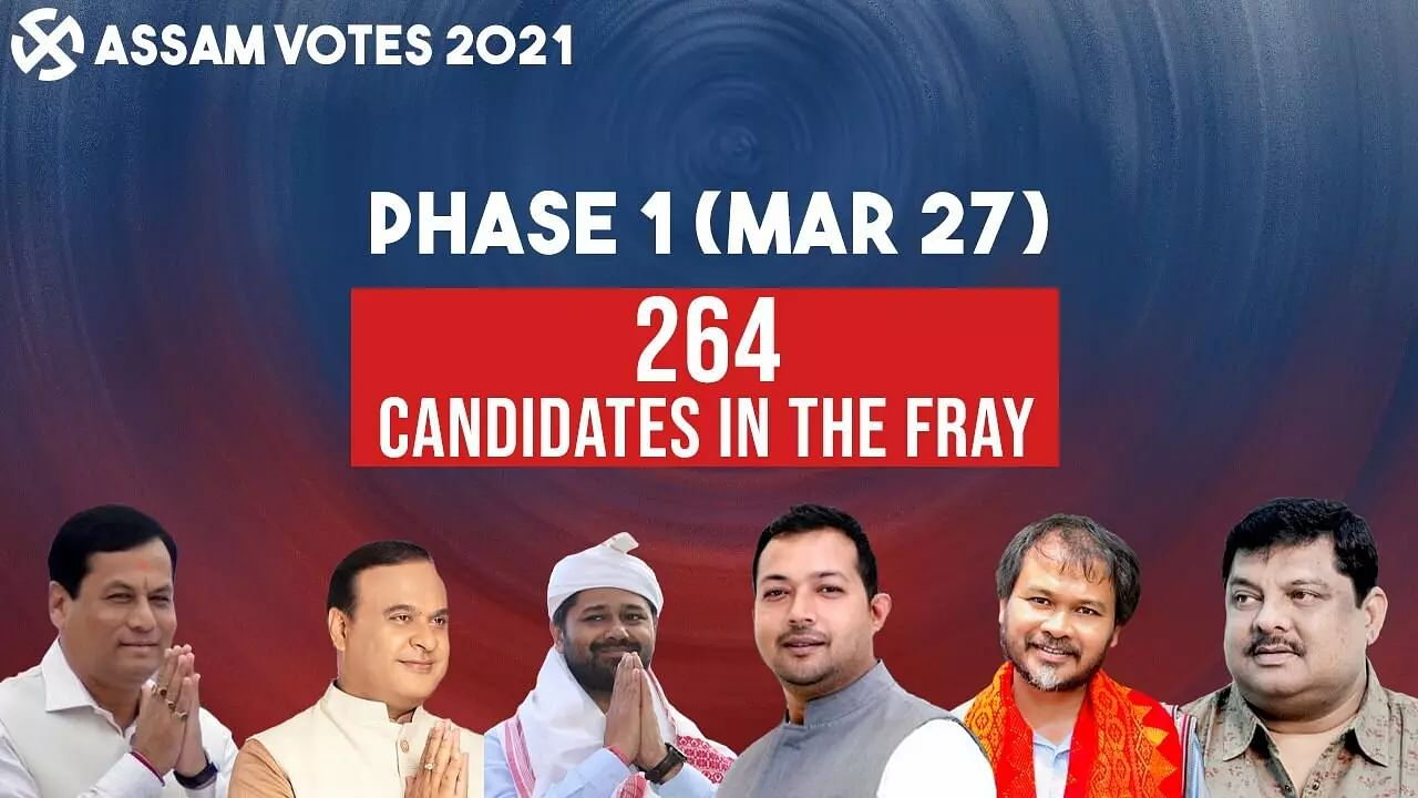 946 Candidates, Including 74 Women Candidates In the Fray for 126-Member Assam Legislative Assembly Polls 2021