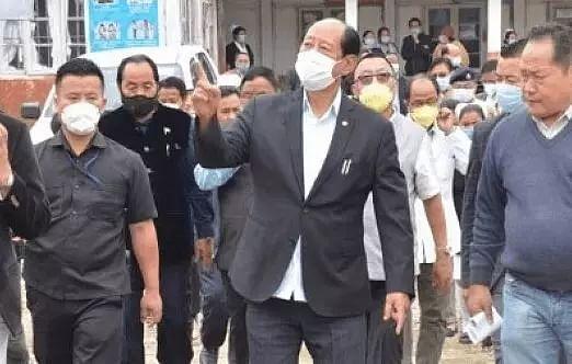 Nagaland MLA, 6 Assembly staff test positive for coronavirus