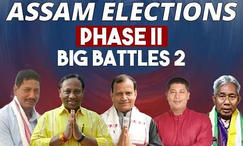 Assam Poll 2021 Phase 2 Voting: 4 Assam Ministers Including Environment Minister Parimal Suklabaidya to Contest in Phase 2