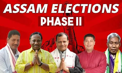 Assam Election Phase 2: List of Candidates Contesting in Assembly Poll 2021 Phase 2