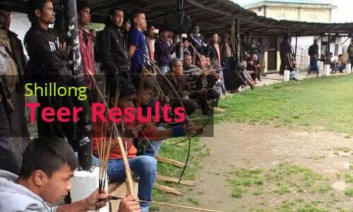 Shillong Teer Result Today - 31 March21 - Jowai Teer (Meghalaya) Number Result Live Update