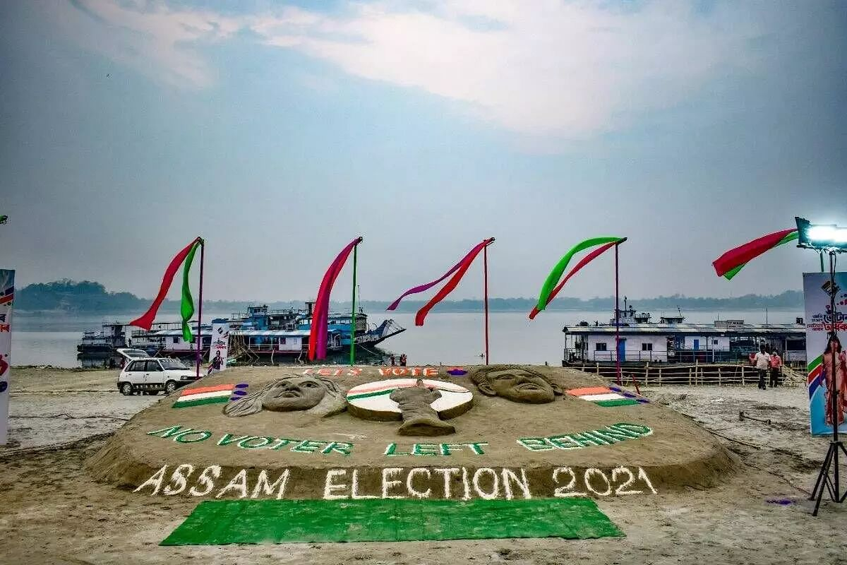 Assam Election 2021: All You Need to Know About Phase 2 of Assam Polls