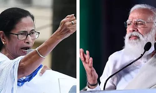 BJP claims Mamata looking for another constituency; TMC challenges Modi for 2024 Lok Sabha elections from Varanasi
