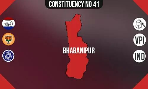 Bhabanipur Assembly - Population, Polling Percentage, Facilities, Parties Vote Share, Last Election Results