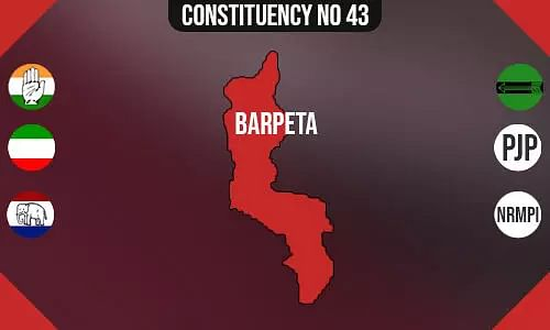 Barpeta Assembly Constituency - Population, Polling Percentage, Facilities, Parties Vote Share, Last Election Results