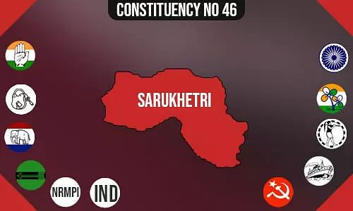 Sarukhetri Assembly - Population, Polling Percentage, Facilities, Parties Vote Share, Last Election Results