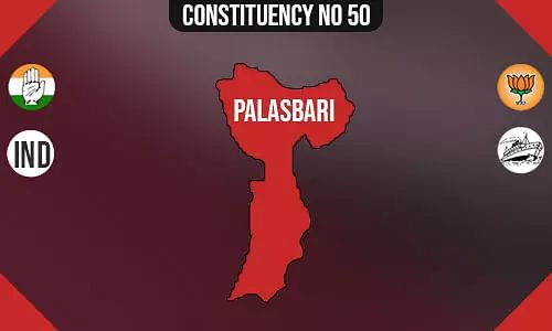 Palasbari Assembly - Population, Polling Percentage, Facilities, Parties Vote Share, Last Election Results