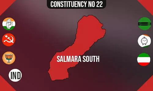South Salmara Assembly Constituency - Population, Polling Percentage, Facilities, Parties Vote Share, Last Election Results