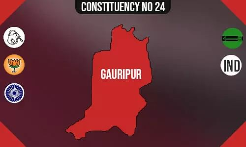 Gauripur Assembly Constituency - Population, Polling Percentage, Facilities, Parties Vote Share, Last Election Results