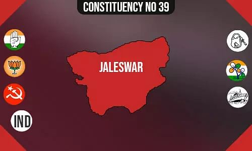 Jaleswar Assembly - Population, Polling Percentage, Facilities, Parties Vote Share, Last Election Results
