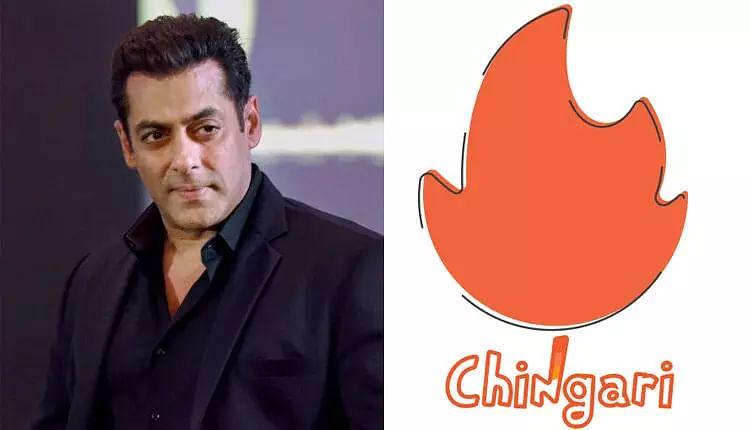Salman Khan invests in short-form video app Chingari