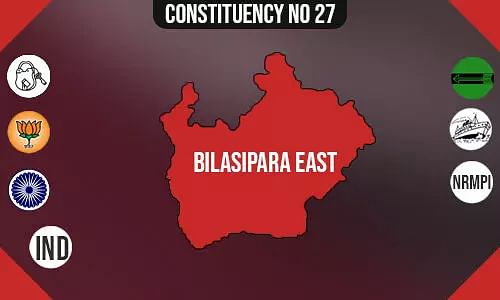 Bilasipara East Assembly Constituency - Population, Polling Percentage, Facilities, Parties Vote Share, Last Election Results