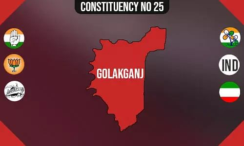Golakganj Polling Booths List, Election & Counting Date & Candidates Contesting from Golakganj Constituency Seat