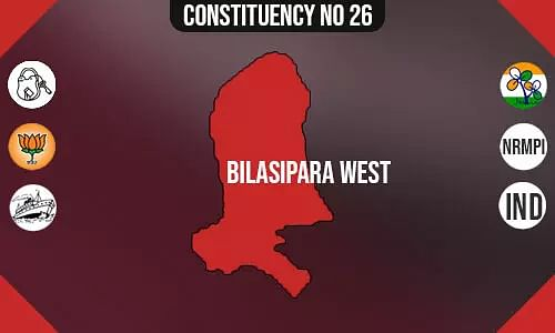 Bilasipara West Polling Booths List, Election & Counting Date & Candidates Contesting from Bilasipara West Constituency Seat