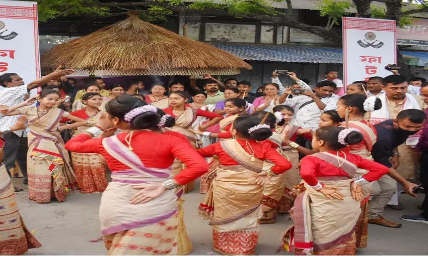 Phat Bihu festival