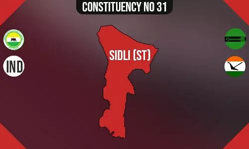 Sidli Assembly Consultancy - Population, Polling Percentage, Facilities, Parties Vote Share, Last Election Results