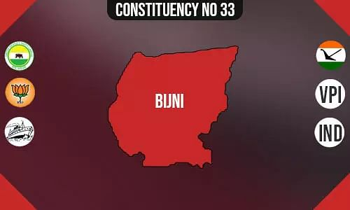 Bijni Assembly - Population, Polling Percentage, Facilities, Parties Vote Share, Last Election Results