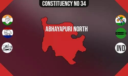 Abhayapuri North Assembly - Population, Polling Percentage, Facilities, Parties Vote Share, Last Election Results