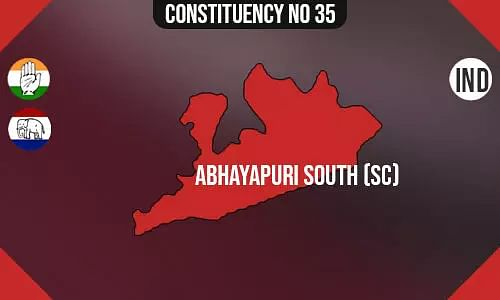 Abhayapuri South Assembly - Population, Polling Percentage, Facilities, Parties Vote Share, Last Election Results