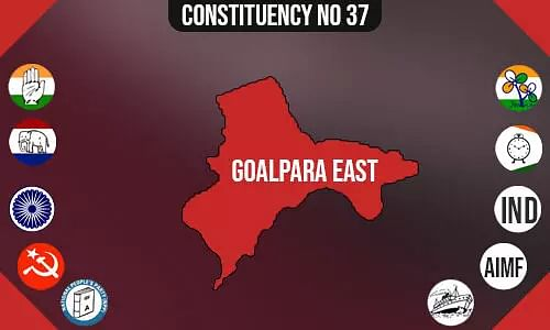 Goalpara East Assembly Constituency - Population, Polling Percentage, Facilities, Parties Vote Share, Last Election Results