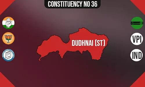 Dudhnai Polling Booths List, Election & Counting Date & Candidates Contesting from Dudhnai Constituency Seat