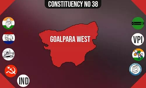 Goalpara West Polling Booths List, Election & Counting Date & Candidates Contesting from Goalpara West Constituency Seat
