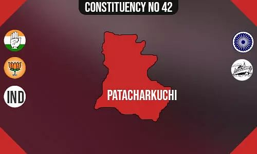 Patacharkuchi Polling Booths List, Election & Counting Date & Candidates Contesting from Patacharkuchi Constituency Seat