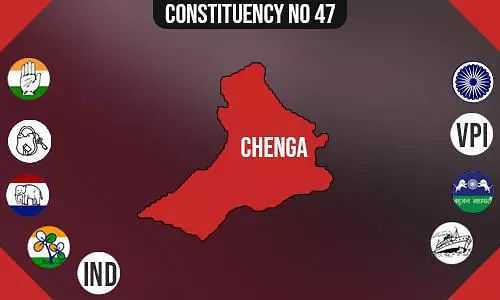 Chenga Polling Booths List, Election & Counting Date & Candidates Contesting from Chenga Constituency Seat