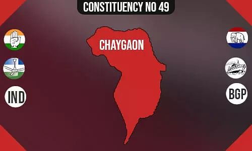 Chaygaon Polling Booths List, Election & Counting Date & Candidates Contesting from Chaygaon Constituency Seat