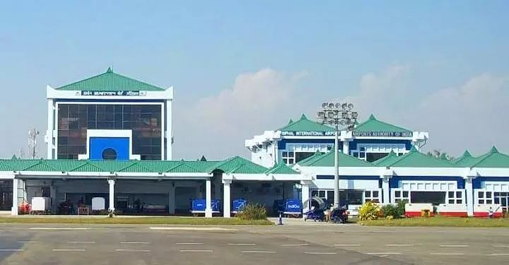 Imphal airport