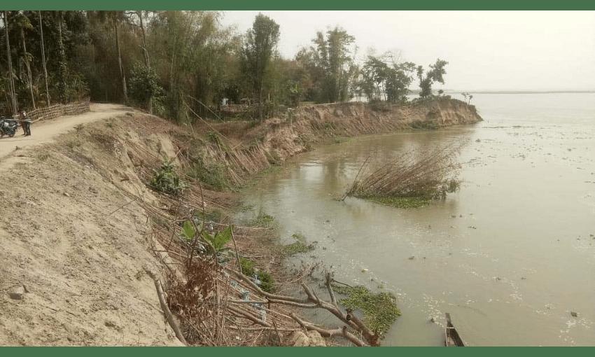 flood & erosion