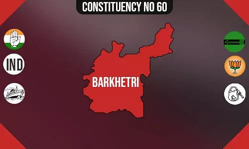 Barkhetry Assembly - Population, Polling Percentage, Facilities, Parties Vote Share, Last Election Results