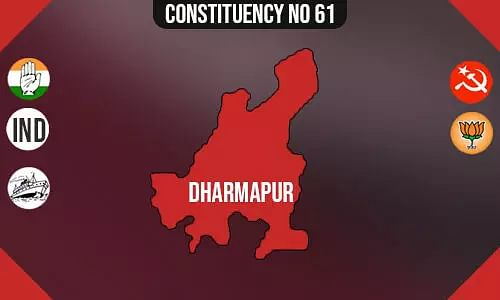 Dharmapur Assembly - Population, Polling Percentage, Facilities, Parties Vote Share, Last Election Results
