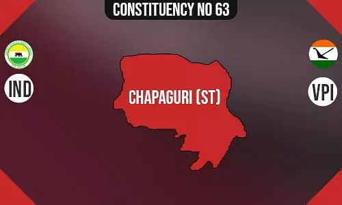 Chapaguri Assembly - Population, Polling Percentage, Facilities, Parties Vote Share, Last Election Results