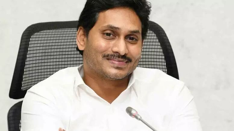 Jagan Mohan Reddy